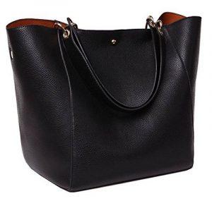 Tibes mode sac à bandoulière en cuir synthétique imperméable sac à main de la marque Tibes image 0 produit