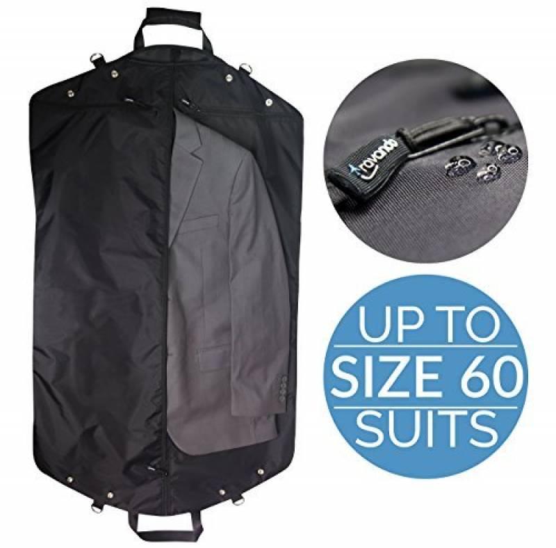 Sac housse costume choisir les meilleurs mod les top bagages - Housse protection portant vetements ...