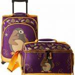 Travelite Valise à Roulette Youngster Screech Owl, 43 cm, 22 L, Multicolore de la marque Travelite image 5 produit