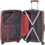 Travelite Valise Trolley Vector avec 4 Roues, 70 cm, 79 L de la marque Travelite image 3 produit