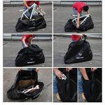 Triwonder souple Vélo Voyage Cases de vélo Housse de transport/sac de transport Sac de transport de la marque Triwonder image 3 produit