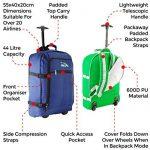 Trolley cabine avion : comment acheter les meilleurs modèles TOP 2 image 2 produit