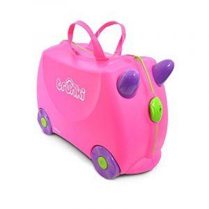 Trunki - 9220006 - Valise pour enfant - Ride-on - Trixie - Rose de la marque Trunki image 0 produit