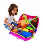 Trunki - 9220006 - Valise pour enfant - Ride-on - Trixie - Rose de la marque Trunki image 6 produit
