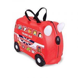 TRUNKI Bagage enfant, rouge (Rouge) - 10117 de la marque Trunki image 0 produit