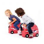 TRUNKI Bagage enfant, rouge (Rouge) - 10117 de la marque Trunki image 3 produit