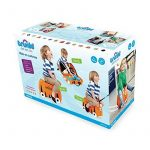Trunki Ride-On Suitcase Bagage Enfant, 46 cm, 18 L, Orange et Noir de la marque Trunki image 1 produit