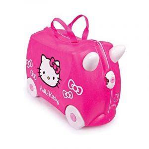 Trunki Trunki Ride-On Suitcase Bagage Enfant, 46 cm, 18 L, Rose 0131-GB01 de la marque Trunki image 0 produit