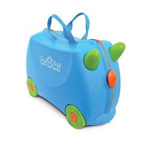 Trunki, valise pour enfant, Ride-On Terrance Bleu de la marque Trunki image 0 produit
