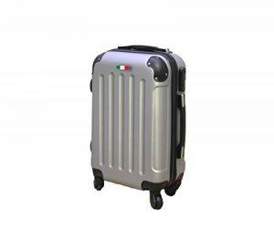 Valise bagage cabine 50cm - Trolley ABS ultra Léger - 4 roues pour voler avec EasyJet - Ryanair de la marque JustGlam image 0 produit