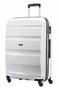Valise blanche ; notre top 14 TOP 1 image 0 produit