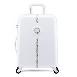 Valise blanche ; notre top 14 TOP 5 image 0 produit