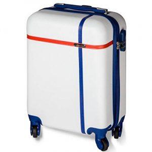 Valise blanche ; notre top 14 TOP 9 image 0 produit