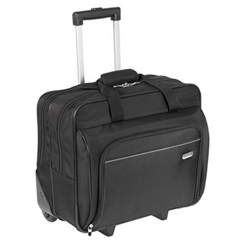 XL Sac De Voyage Valise business pilote valise trolley verrouillable rouleaux NEUF