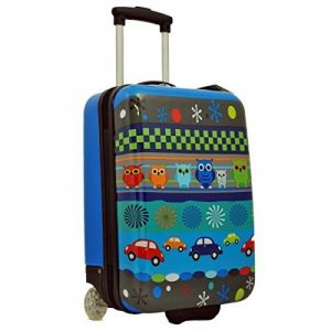 Valise cabine 50 cm Bleu Enfant Snowball de la marque Snowball image 0 produit