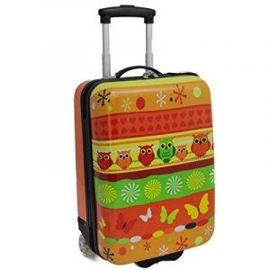 Valise cabine 50 cm Orange Enfant Snowball de la marque Snowball image 0 produit