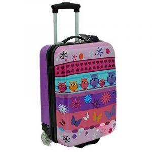 Valise cabine 50 cm Violet Enfant Snowball de la marque Snowball image 0 produit