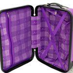 Valise cabine 50 cm Violet Enfant Snowball de la marque Snowball image 1 produit
