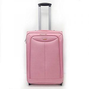 Valise cabine 55cm bagage à main souple 4 roues ultra léger 3.1kg Nylon de la marque PARTYPRINCE image 0 produit