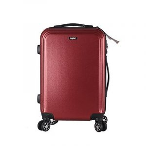 """Valise cabine 71cm 80L 28"""" - Sunydeal - ABS ultra Léger - 4 roues - Noir - Garantie de 12 mois de la marque SUNYDEAL image 0 produit"""