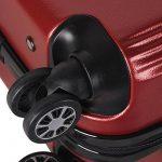 """Valise cabine 71cm 80L 28"""" - Sunydeal - ABS ultra Léger - 4 roues - Noir - Garantie de 12 mois de la marque SUNYDEAL image 6 produit"""