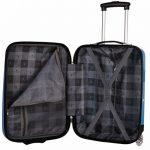 Valise cabine bleue pour enfant de la marque Snowball image 2 produit
