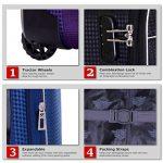 Valise cabine extensible ; comment choisir les meilleurs produits TOP 2 image 3 produit