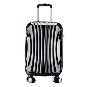 Valise cabine low cost - baggage chariot en polycarbonate - taille S 56cm 20173 - Partyprince de la marque PARTYPRINCE image 0 produit