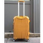 Valise cabine low cost - baggage chariot en polycarbonate - taille S 56cm 20173 - Partyprince de la marque PARTYPRINCE image 4 produit