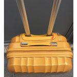 Valise cabine low cost - baggage chariot en polycarbonate - taille S 56cm 20173 - Partyprince de la marque PARTYPRINCE image 5 produit