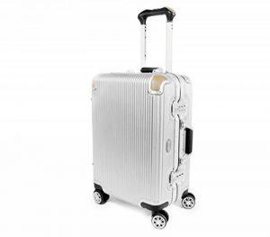 Valise cabine New Star Polycarbonate & Aluminium fermeture sécurisée inviolable de la marque Franck & Lys image 0 produit