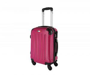 Valise cabine rose - top 6 TOP 8 image 0 produit