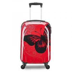 Valise cabine rouge, top 6 TOP 1 image 0 produit