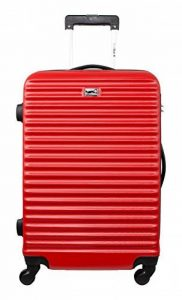 Valise cabine rouge, top 6 TOP 11 image 0 produit