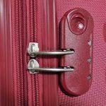Valise cabine rouge, top 6 TOP 12 image 5 produit