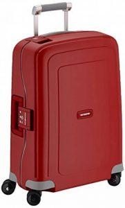 Valise cabine rouge, top 6 TOP 13 image 0 produit