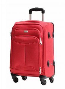 Valise cabine rouge, top 6 TOP 2 image 0 produit