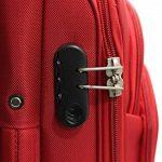 Valise cabine rouge, top 6 TOP 2 image 6 produit