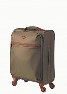Valise cabine souple 55cm Nice de la marque JUMP Paris image 0 produit