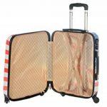 Valise cabine tissu 4 roues : comment acheter les meilleurs modèles TOP 8 image 3 produit