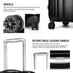 Valise cabine ultra légère 4 roues ; comment trouver les meilleurs produits TOP 10 image 5 produit