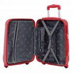 Valise cabine ultra légère 4 roues ; comment trouver les meilleurs produits TOP 6 image 3 produit