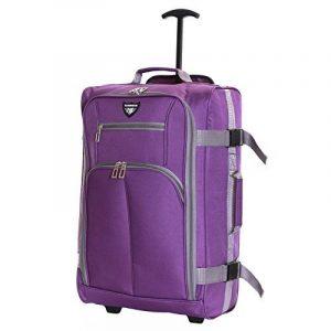 Valise cabine violetta ; faites le bon choix TOP 4 image 0 produit