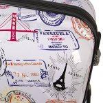 Valise compagnie du bagage - notre top 9 TOP 11 image 6 produit
