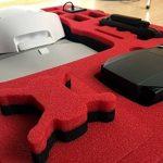Valise de transport pour DJI googles (montées) et DJI Mavic avec un espace pour 4 batteries et accessoires fait pour MC Cases - Made in Germany - valise outdoor - IP67 étanche à l'eau! de la marque MC-CASES image 5 produit