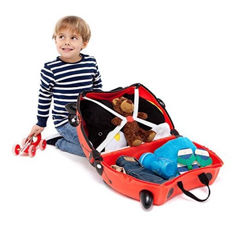 Valise enfant rouge   votre top 12 pour 2019 - Top Bagages fc5845e9818