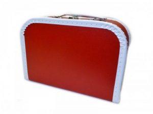 Valise enfant rouge ; votre top 12 TOP 4 image 0 produit