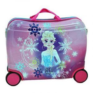Valise enfants Multicolore Enfant La reine des neiges de la marque Disney image 0 produit