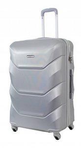 """Valise Grande Taille 75cm Alistair """"Iron"""" - Abs Ultra Légère - 4 roues de la marque Alistair image 0 produit"""