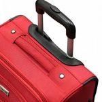 Valise Grande Taille Alistair One 75cm - Toile Nylon Ultra Léger - 4 Roues de la marque Alistair image 4 produit